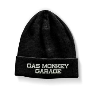 GMG - Bonnet  GAS MONKEYS GARAGE couleur Noir