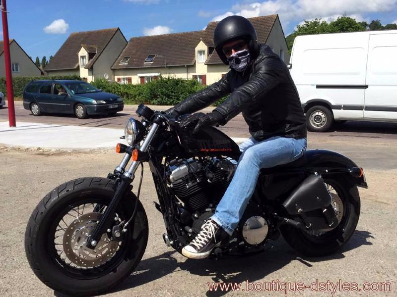 Sacoche Pour Harley Davidson Sportster