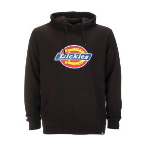 DICKIES :  Pull Sweat à capuche  Noir marque Dickies