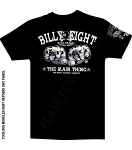 T-shirt Billy Eight  MAIN THINGS
