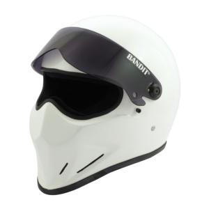 Casque BANDIT CRYSTAL Blanc