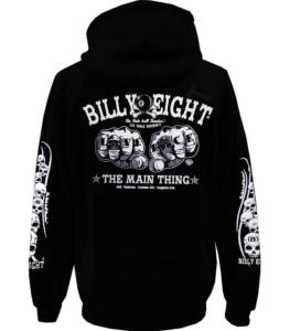 Sweat Shirt / Gilet zippé Billy Eight MAIN THINGS
