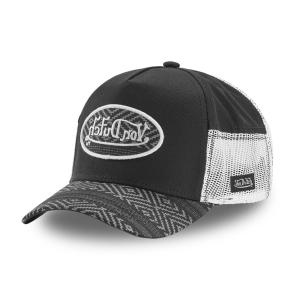 Casquettes VON DUTCH / Adulte Taille unique réglable trucker Caps ATRU/BLK