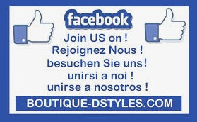 boutique-dstyles sur facebook