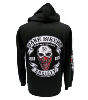Sweat Shirt zippé Dark Bikers Society DBS BANDANA