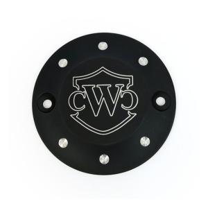 Cult Werk - Point cover  ( harley sportster iron forty nightster XL )