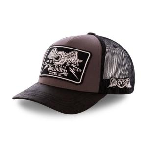 Von Dutch - Casquette Couleur Marron